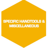 Specific handtools & Miscellaneous