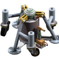 Kit-Aero - 2403.37.B - Rear Hydraulic jack